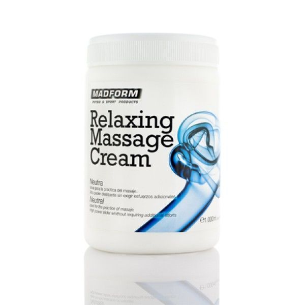 Mad Form Relaxing Massage Cream